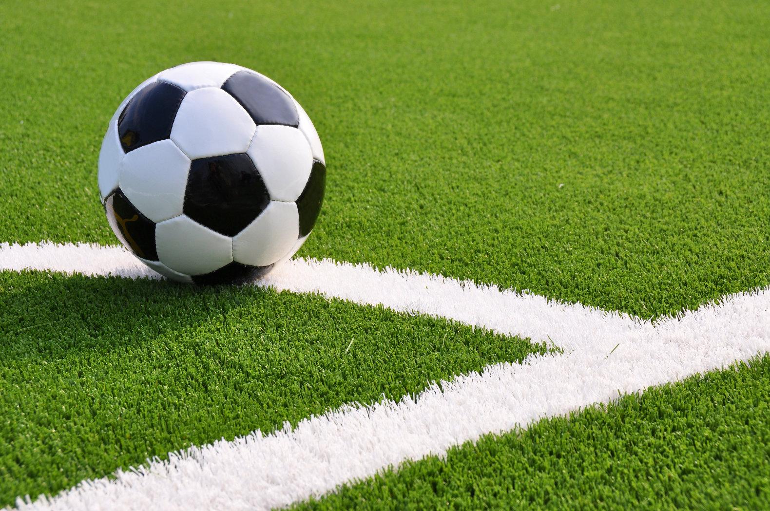 artificial turf on soccer fields