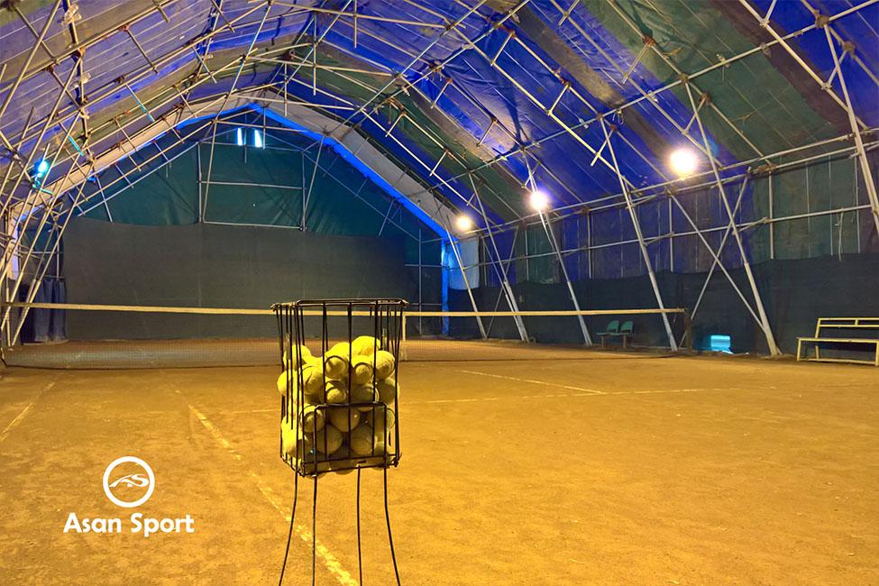 تنیس استخر 1